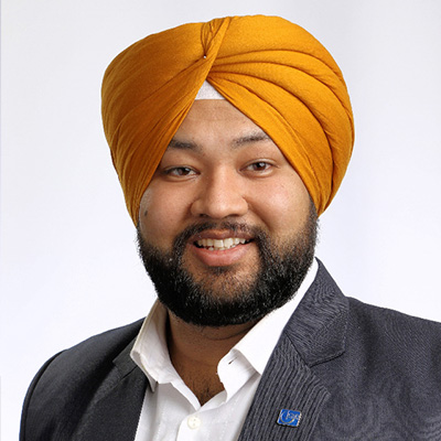 Hargurdeep (Deep) Singh - VP of Additive Manufacturing