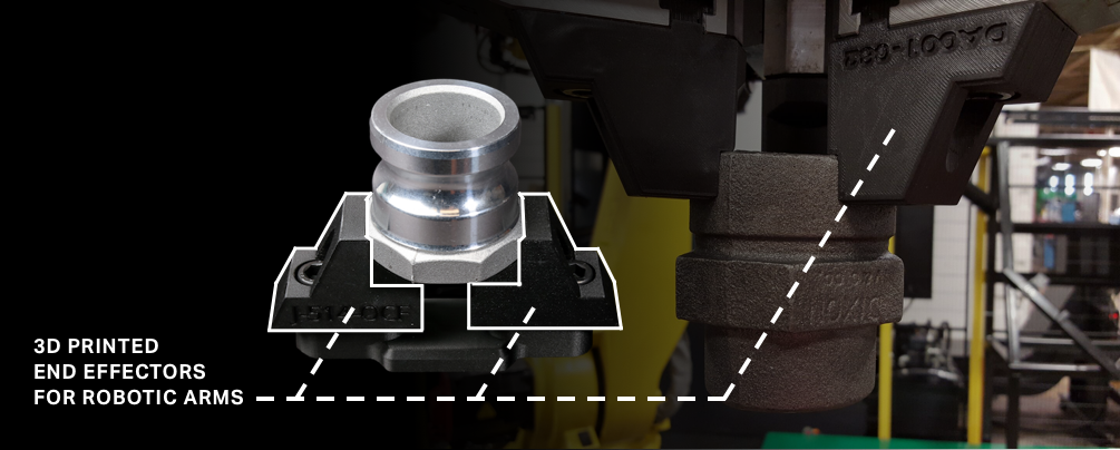 Webinar - Learn How to 3D Print End-of-Arm Tooling for Industrial