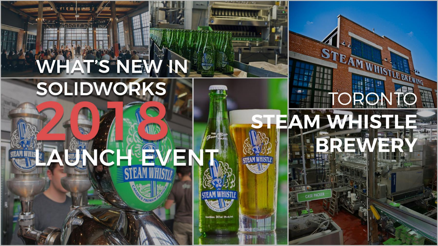 What's New in SolidWorks 2018 Launch Event in Toronto! |