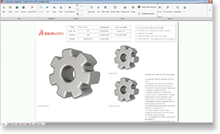 First Look SolidWorks Inspection