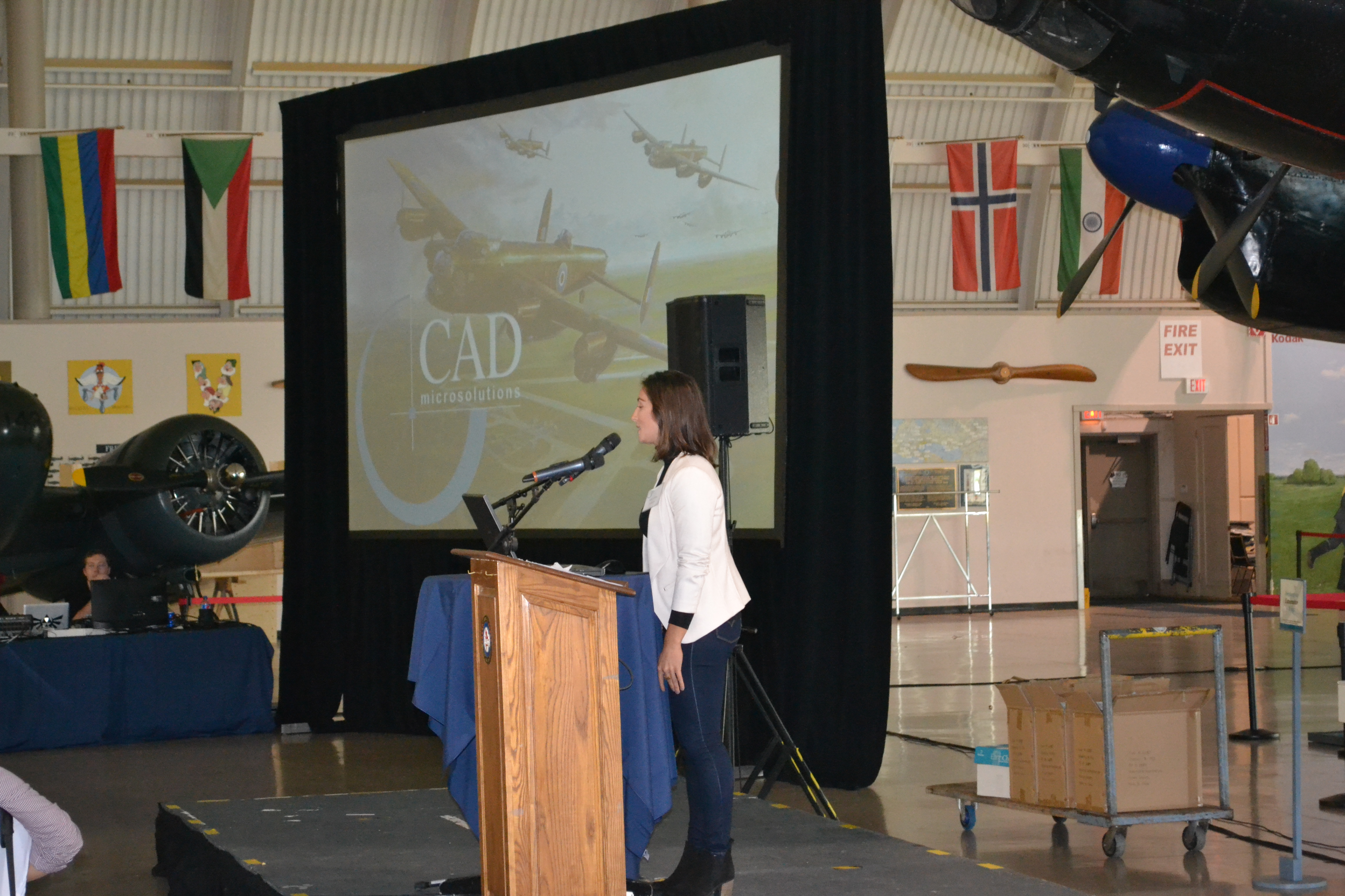 CAD MicroSolutions 2017 Launch Event Gallery