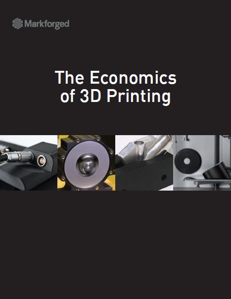 The Economics of 3D Printing
