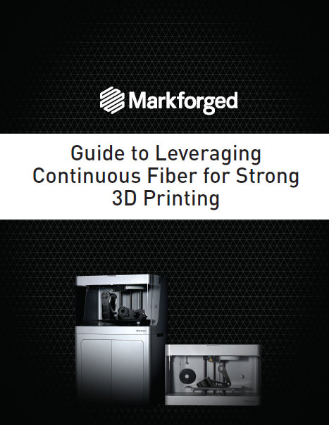 Guide to Leveraging Continuous Fiber for Strong 3D Printing