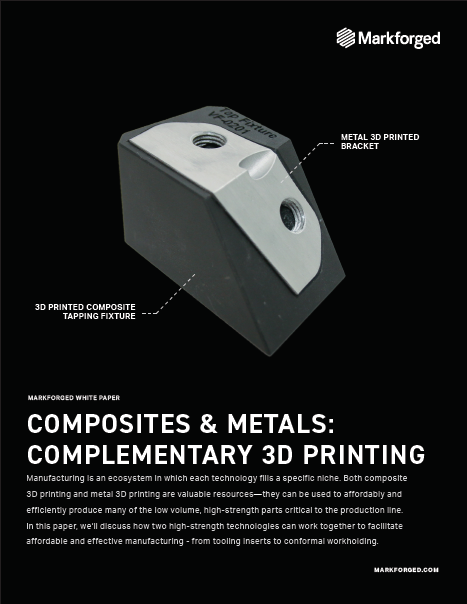 Overcoming Manufacturing Challenges with Composite & Metal 3D Printing