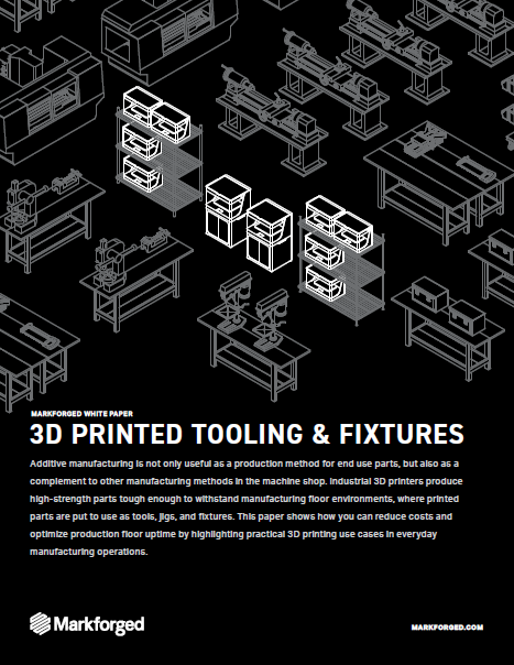 3D Printed Tooling & Fixtures
