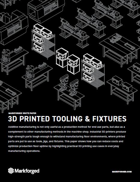 3D Printed Tooling & Fixtures