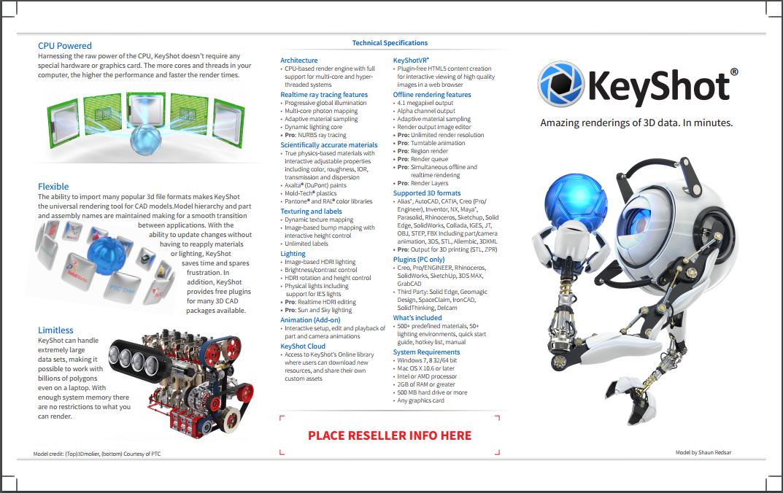 KeyShot®