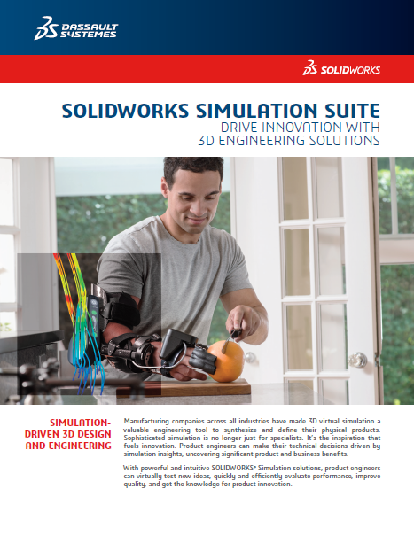 SOLIDWORKS Simulation Data Sheet