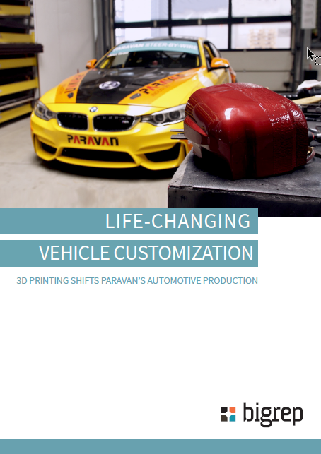 Case Study: Vehicle Customization - Paravan Automotive Production