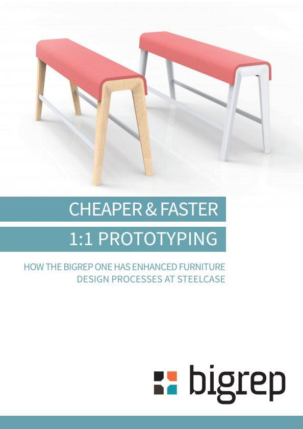 Case Study: Cheaper & Faster 1:1 Prototyping with BigRep