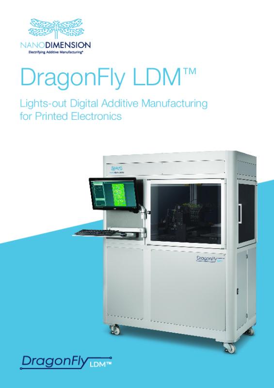 Brochure: NanoDimension DragonFly LDM