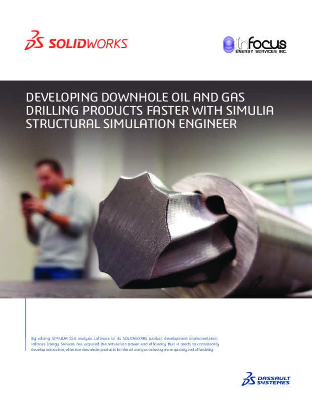 SIMULIA Structural Simulation Engineer Case Study