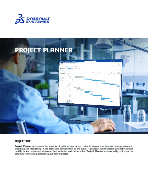 Project Planner Datasheet