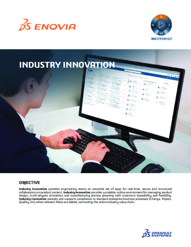 Industry Innovation Datasheet