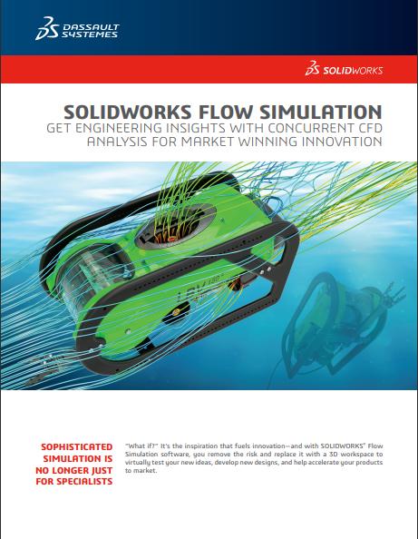 SOLIDWORKS Flow Simulation Datasheet