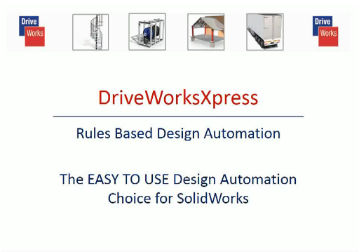 DriveWorks | CAD MicroSolutions